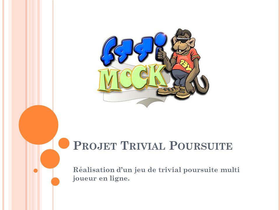 Projet Trivial Poursuite