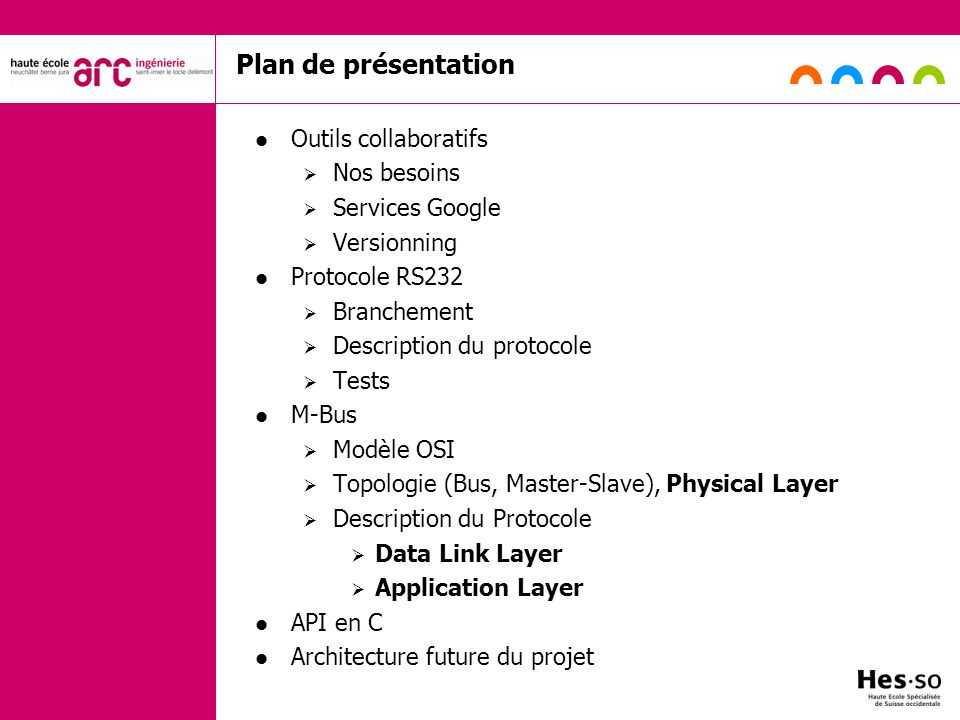 Plan de présentation Outils collaboratifs Nos besoins Services Google