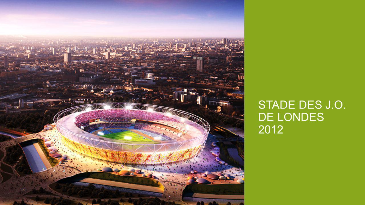 stade des J.O. de LONDES 2012