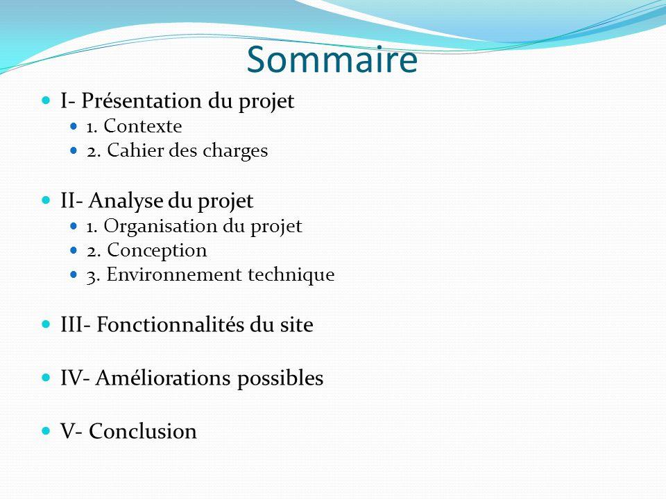 sommaire i