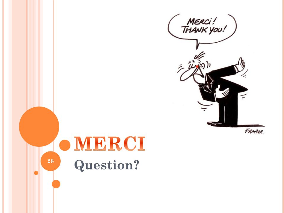 MERCI Question