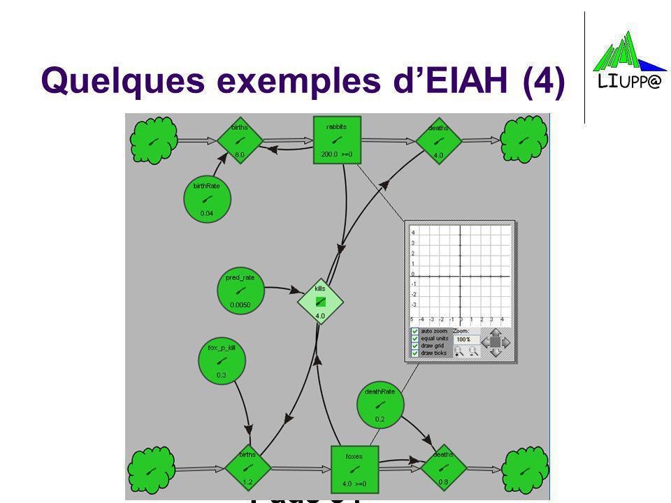 Quelques exemples d'EIAH (4)