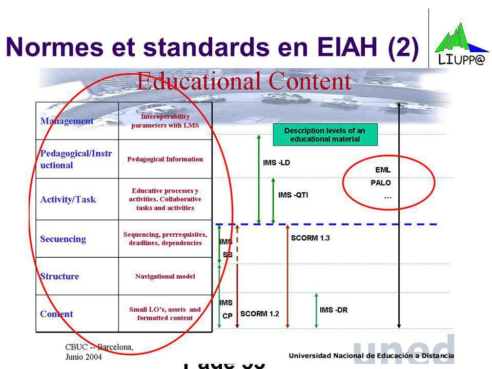 Normes et standards en EIAH (2)