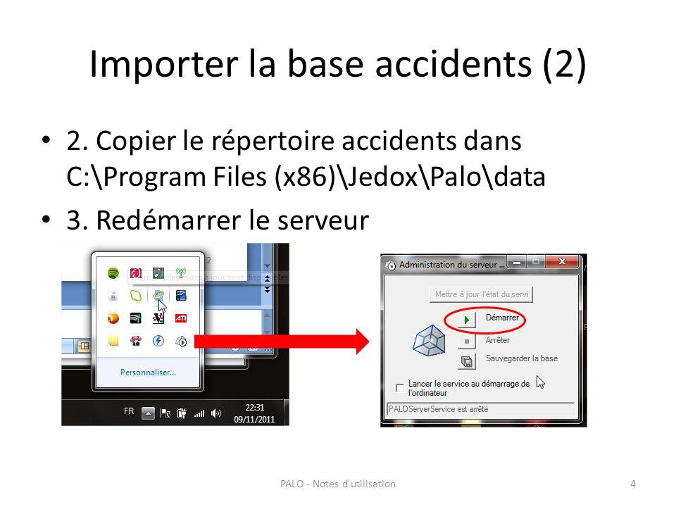 Importer la base accidents (2)