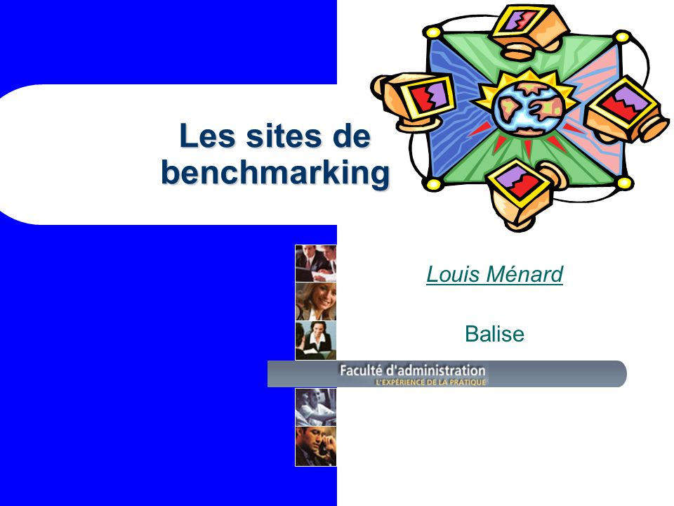 Les sites de benchmarking
