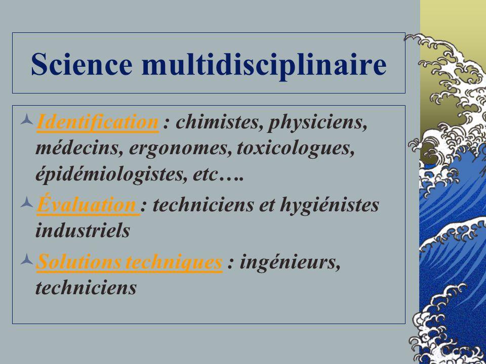 Science multidisciplinaire