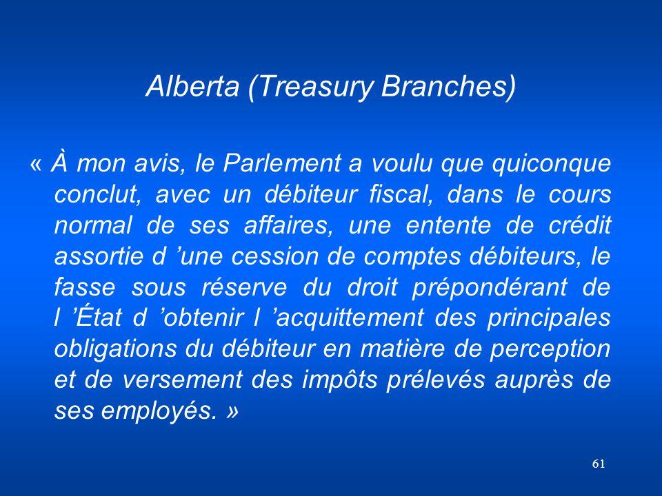 Alberta (Treasury Branches)