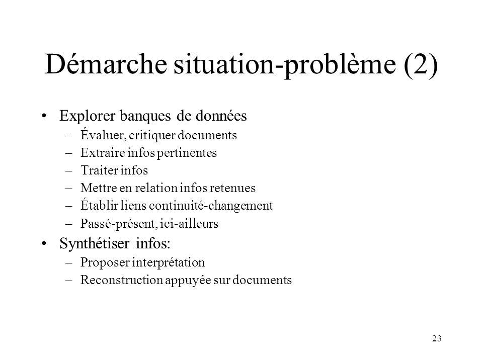 Démarche situation-problème (2)