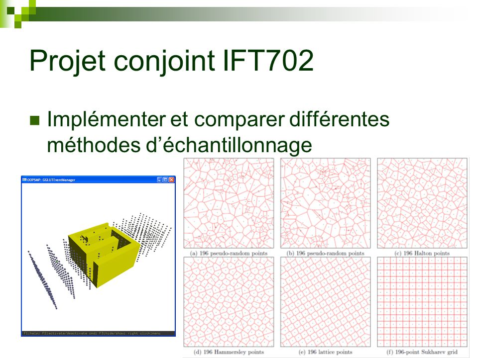 Projet conjoint IFT702 Implémenter et comparer différentes méthodes d'échantillonnage
