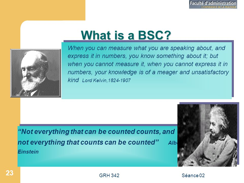 What is a BSC