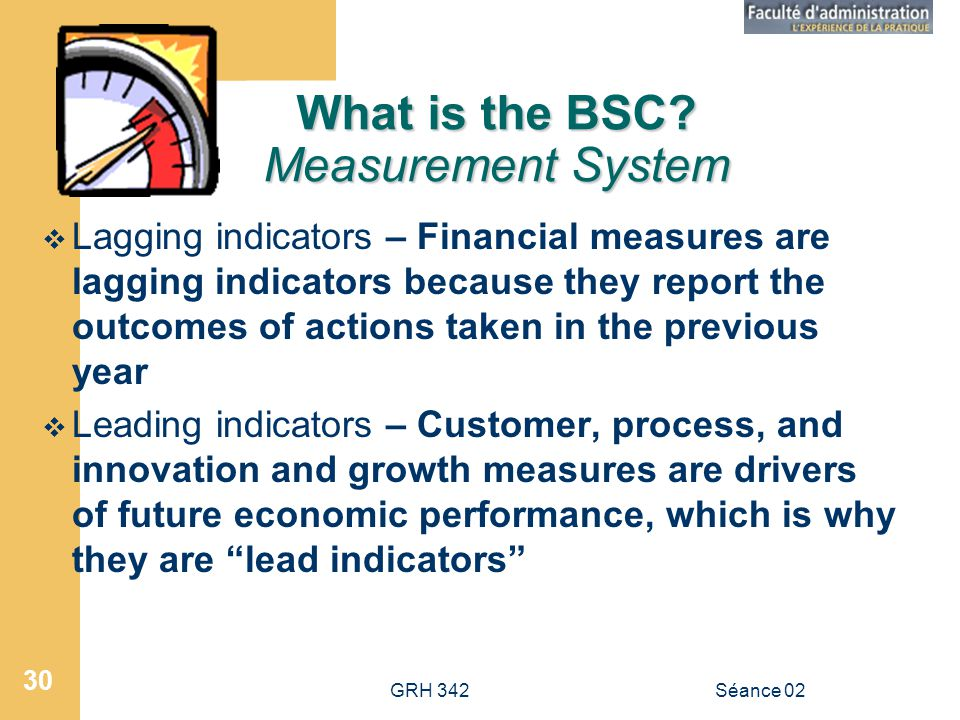 What is the BSC Measurement System