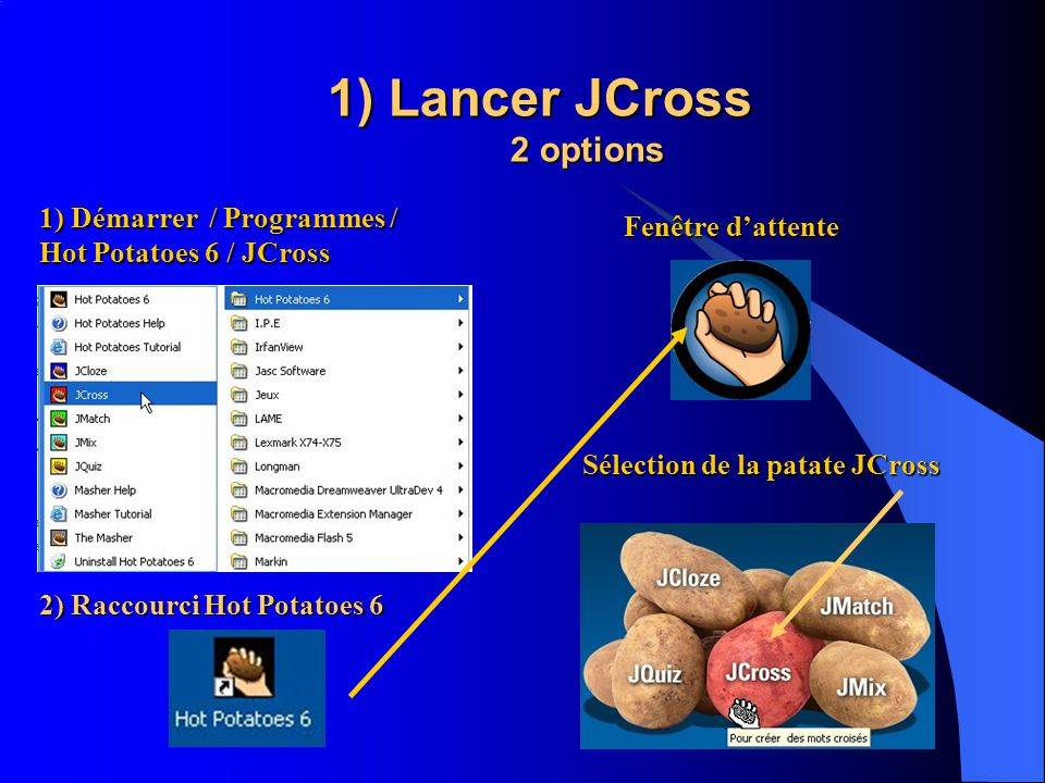 1) Lancer JCross 2 options