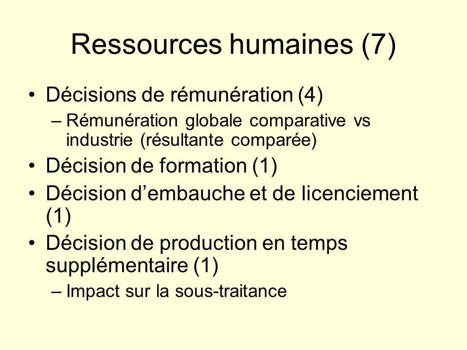 Ressources humaines (7)