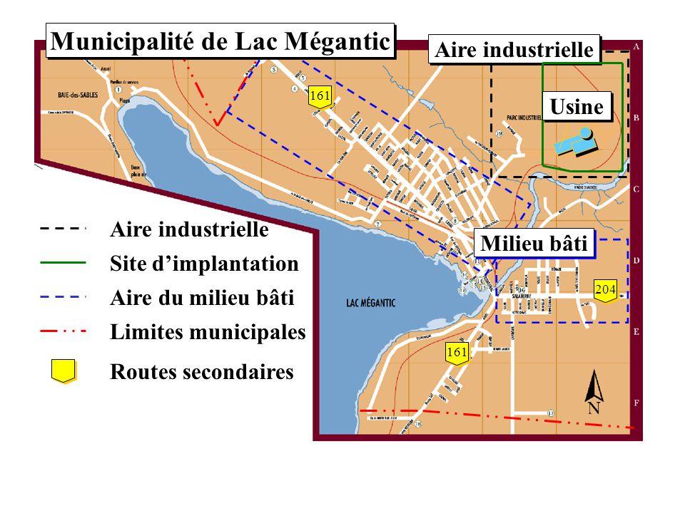 Municipalité de Lac Mégantic