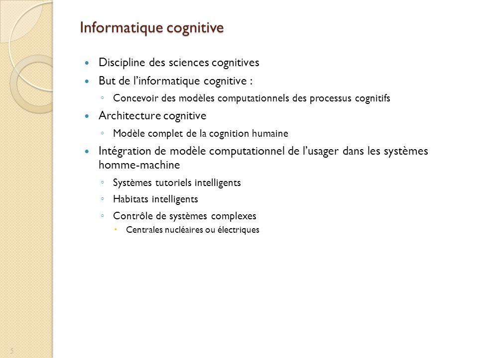 Informatique cognitive