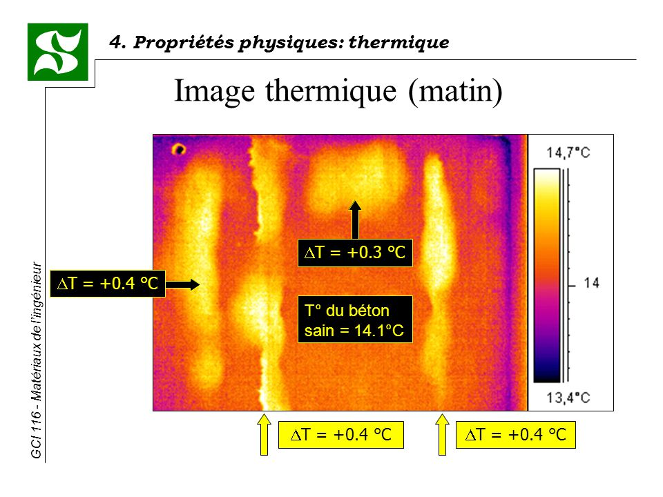 Image thermique (matin)