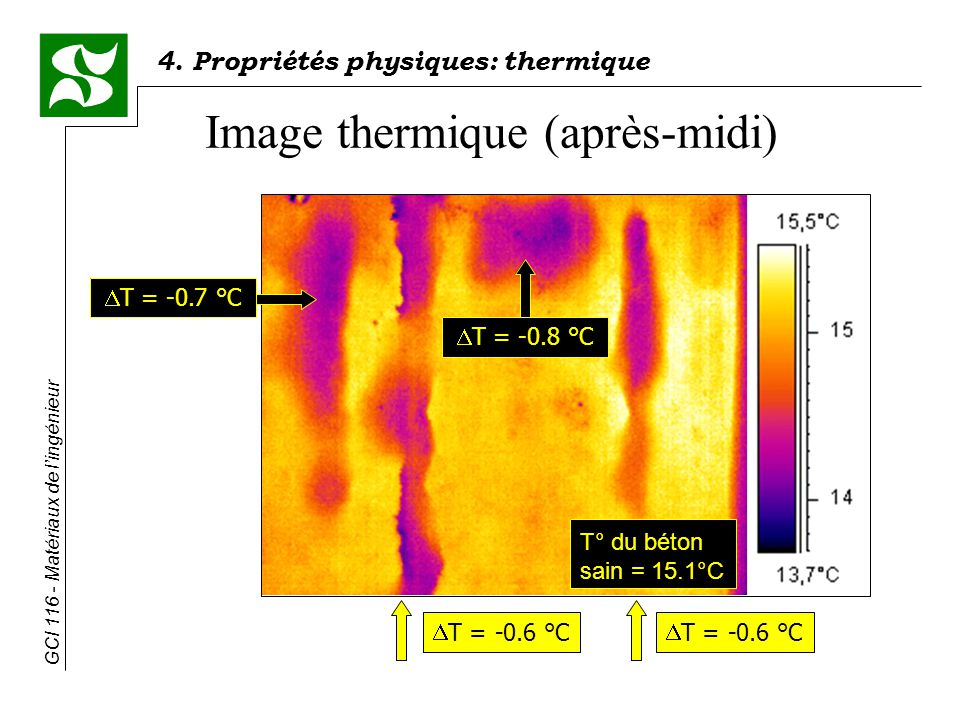 Image thermique (après-midi)