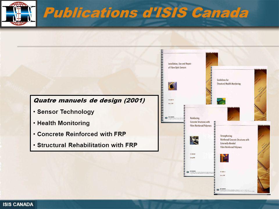 Publications d ISIS Canada