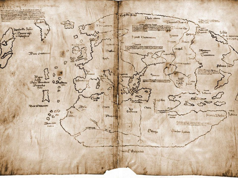 Carte Viking, 1440, université Yale, USA