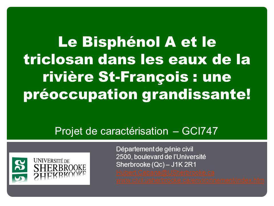 Projet de caractérisation – GCI747