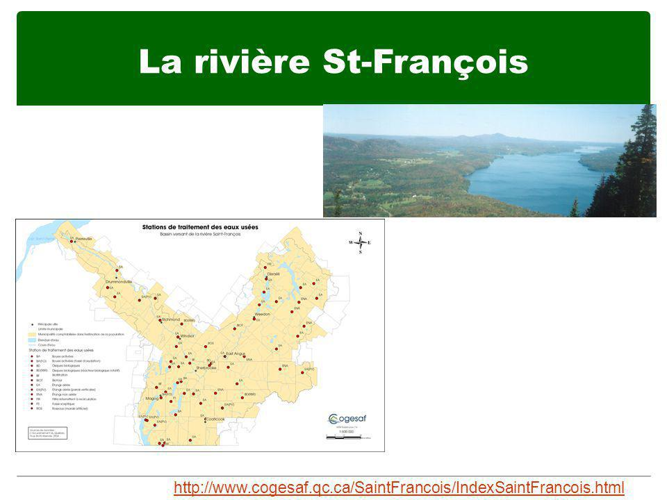 La rivière St-François