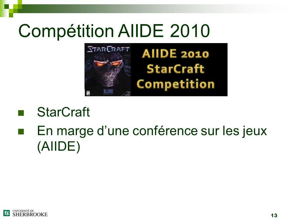 Compétition AIIDE 2010 StarCraft