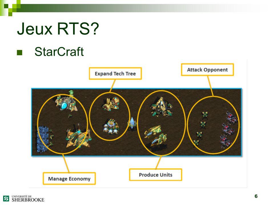 Jeux RTS StarCraft 6