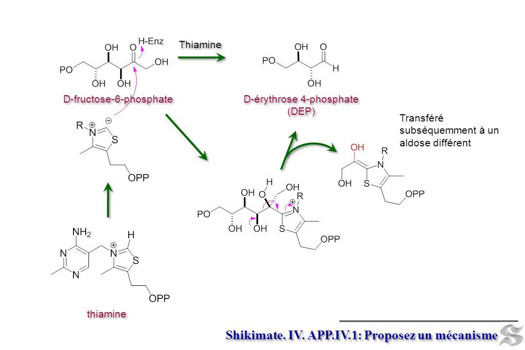 D-érythrose 4-phosphate