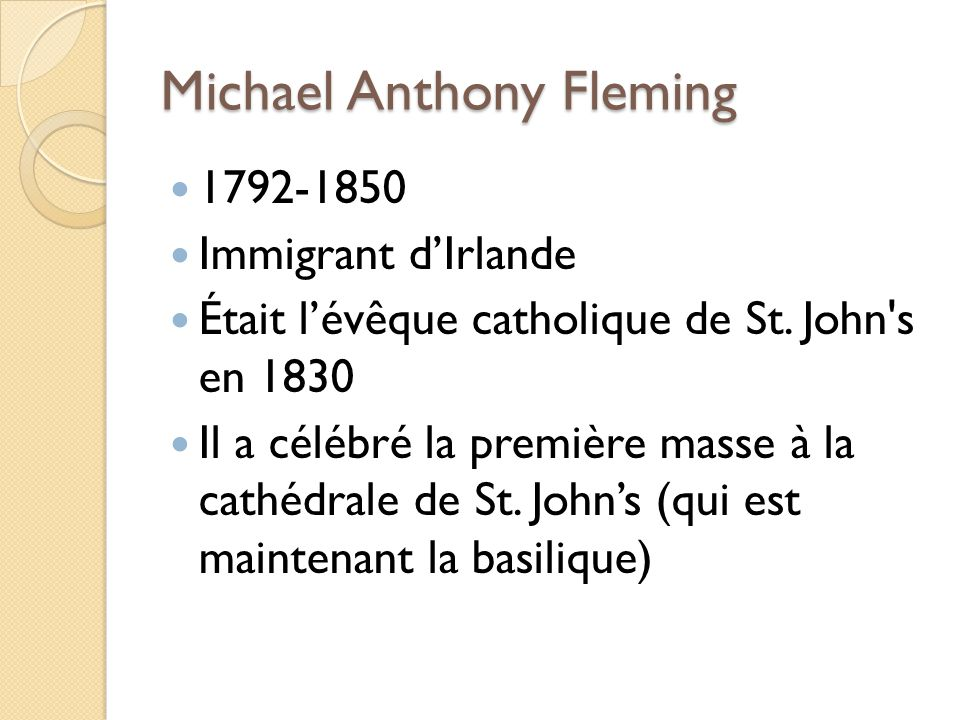 Michael Anthony Fleming