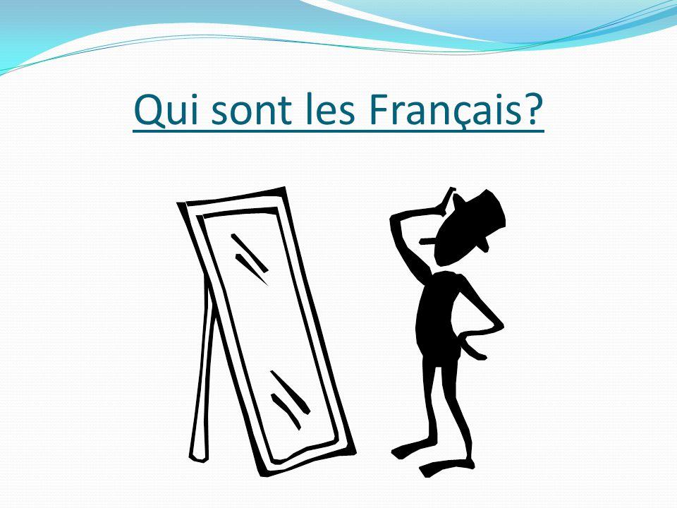 Qui sont les Français