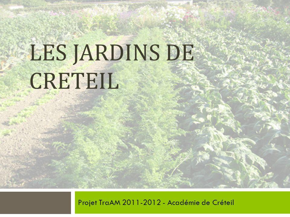 Projet TraAM 2011-2012 - Académie de Créteil