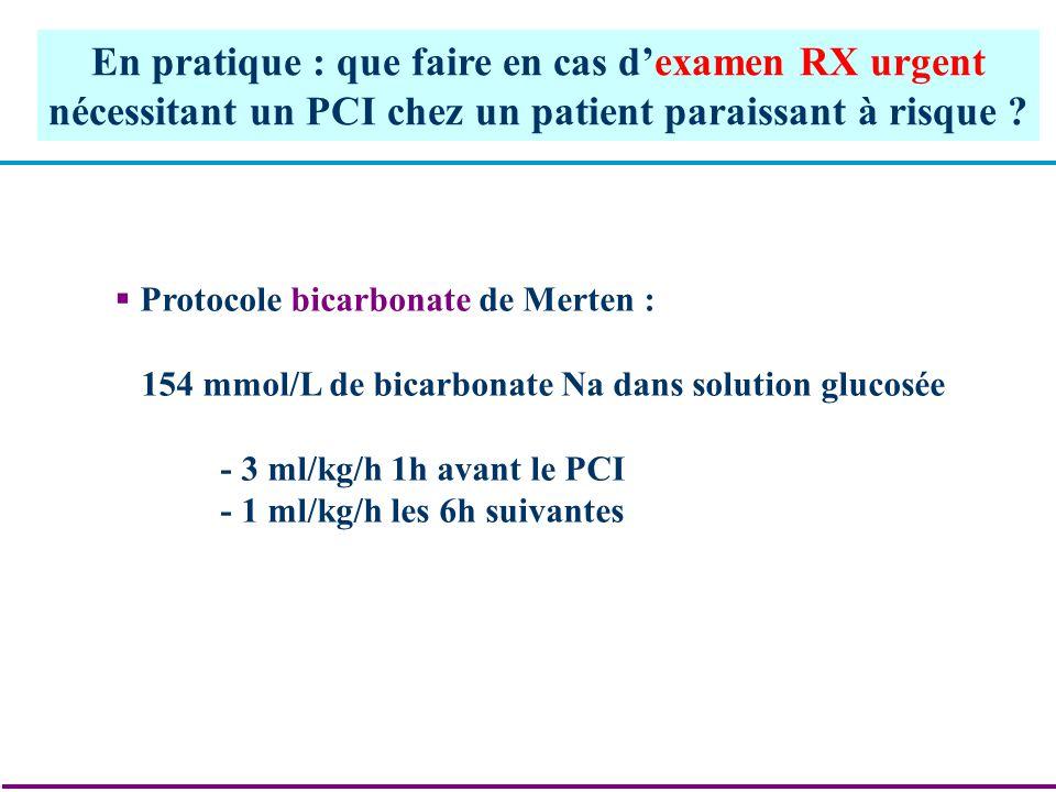 En pratique : que faire en cas d'examen RX urgent