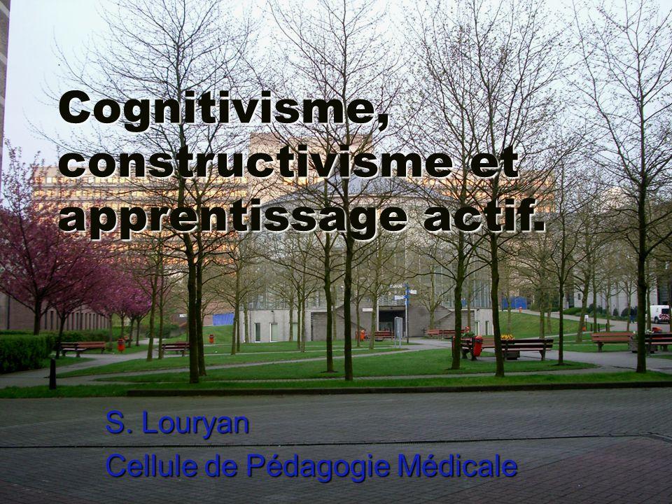 S. Louryan Cellule de Pédagogie Médicale