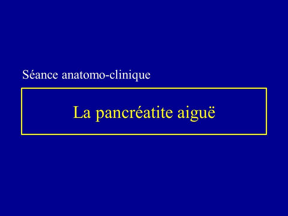 Séance anatomo-clinique