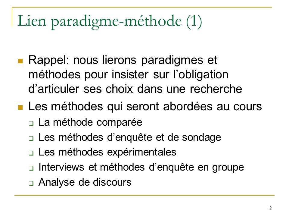 Lien paradigme-méthode (1)