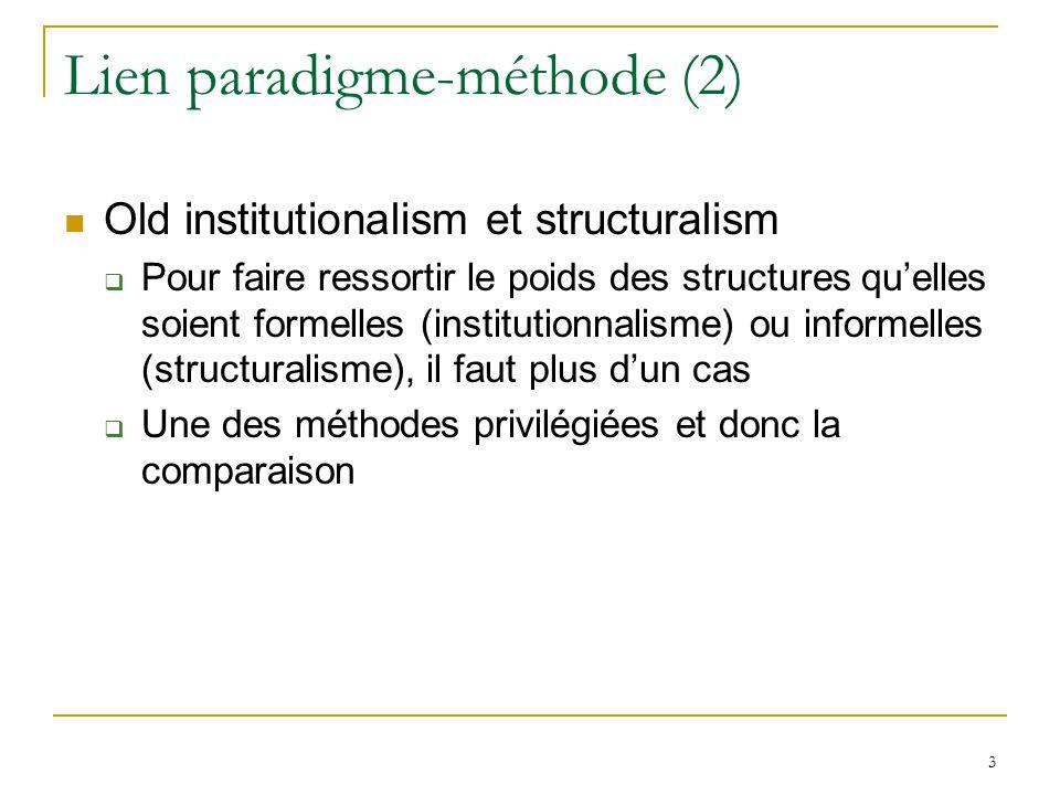 Lien paradigme-méthode (2)