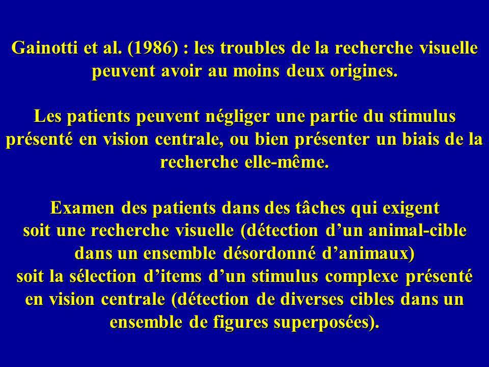Gainotti et al.