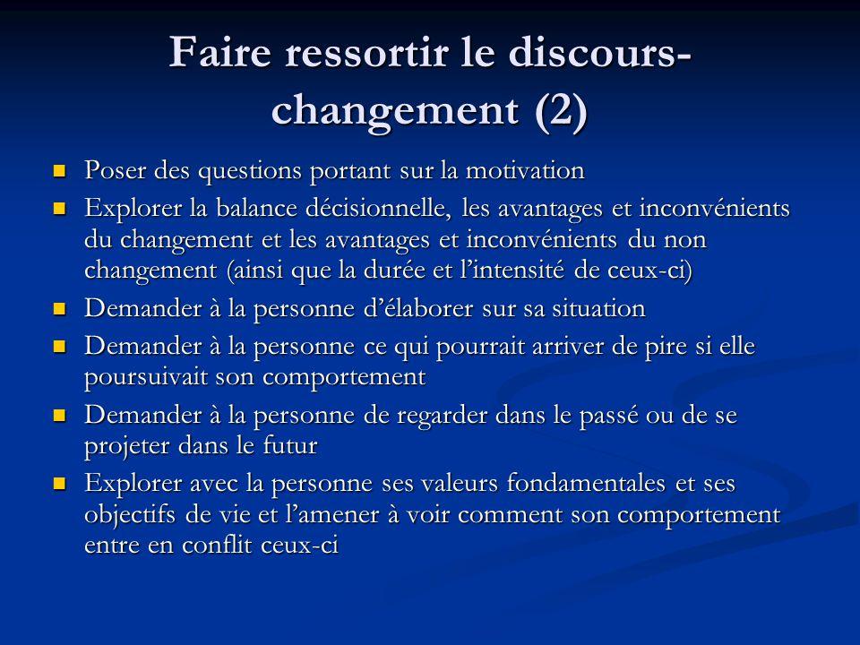 Faire ressortir le discours- changement (2)