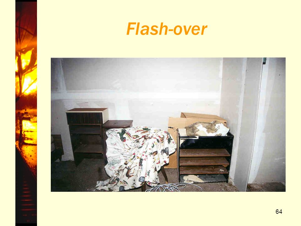 Flash-over