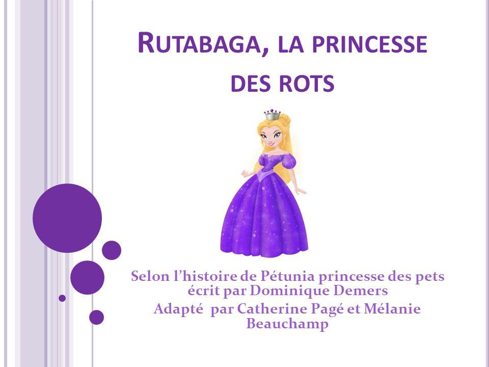Rutabaga, la princesse des rots