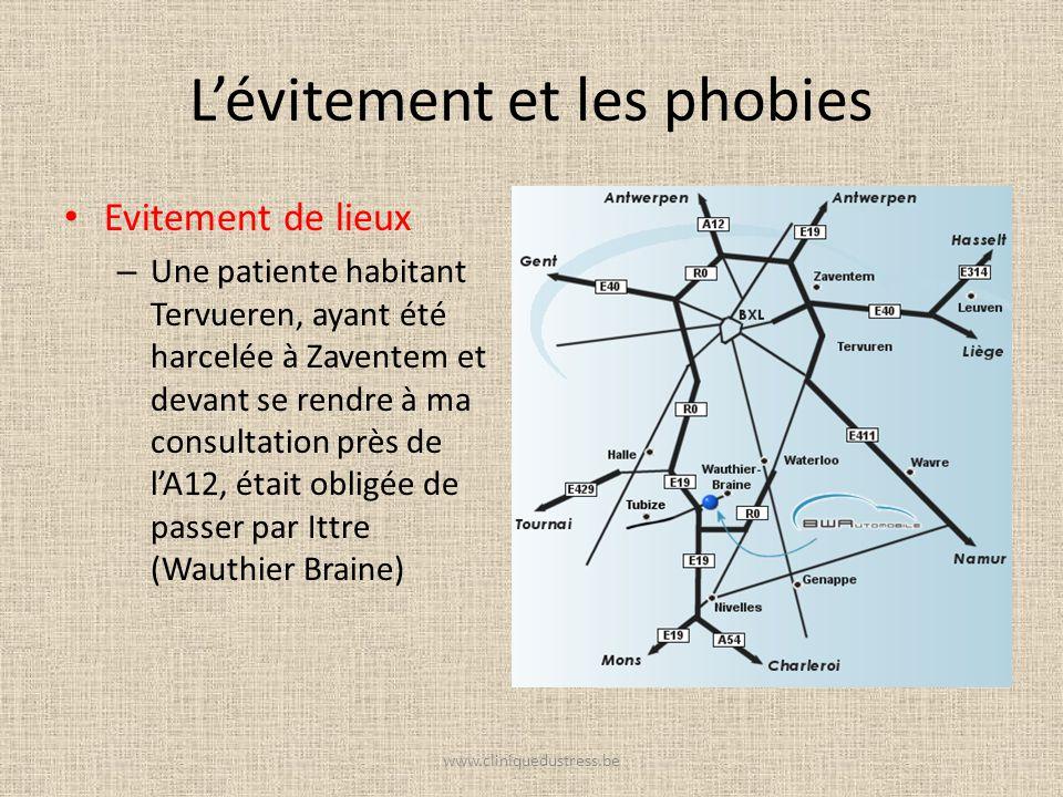 L'évitement et les phobies