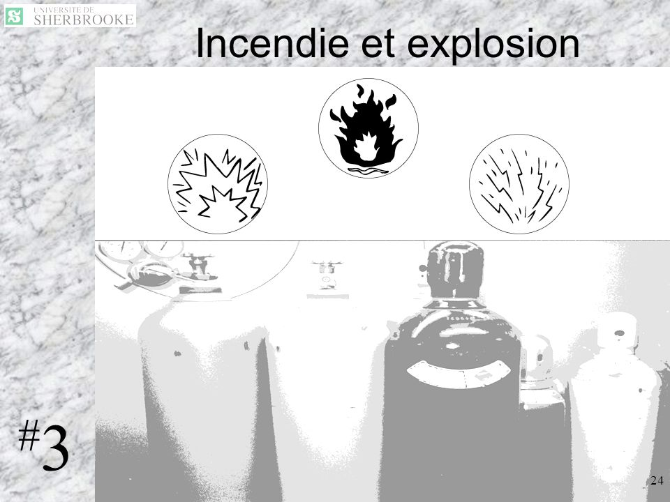 Incendie et explosion #3 24