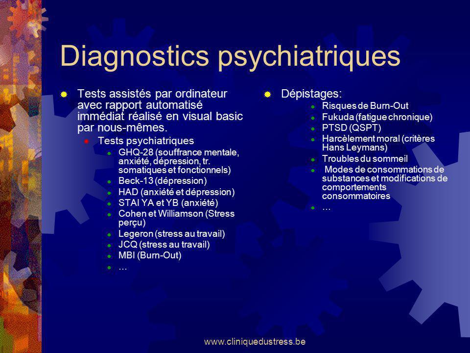 Diagnostics psychiatriques