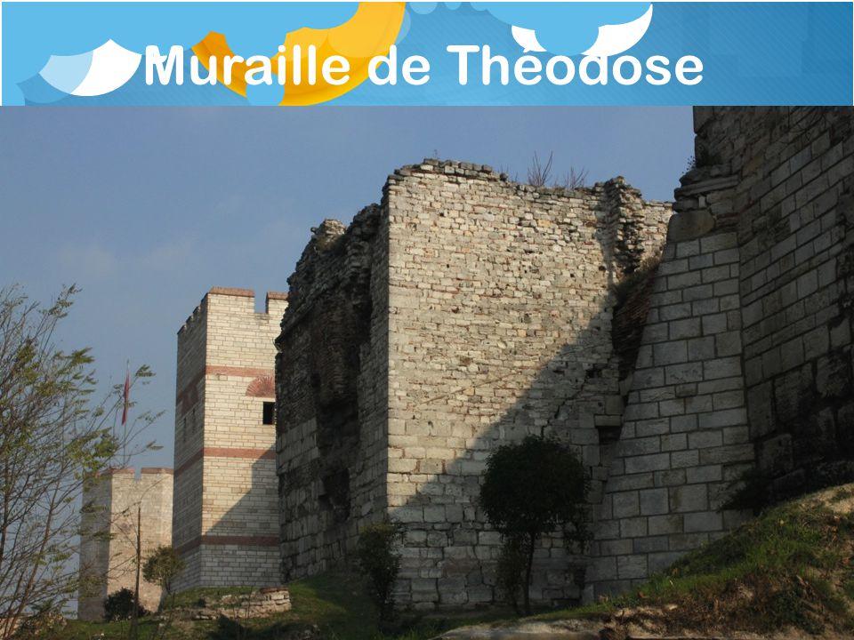 Muraille de Théodose