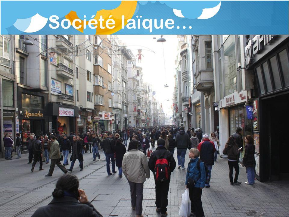 Société laïque…