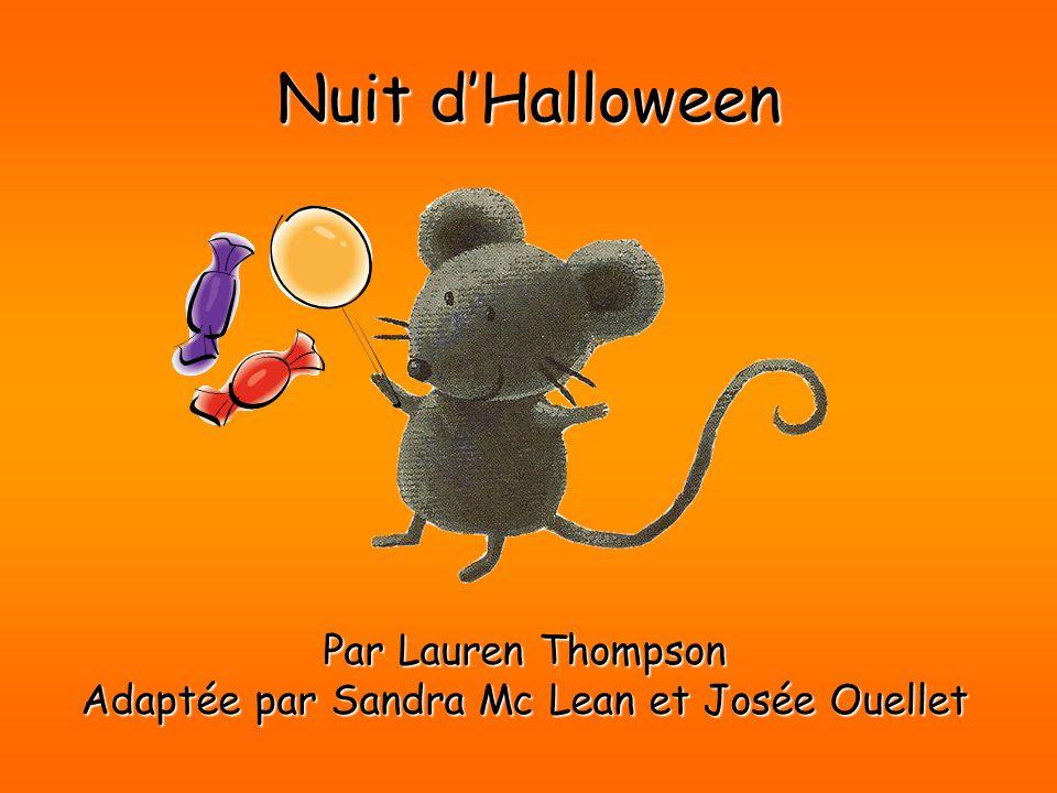 Adaptée par Sandra Mc Lean et Josée Ouellet