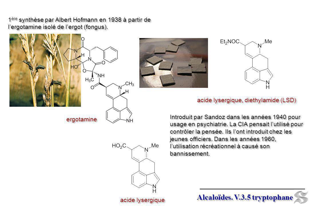 acide lysergique, diethylamide (LSD)