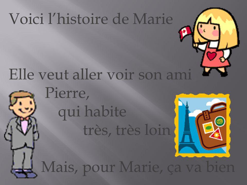Voici l'histoire de Marie