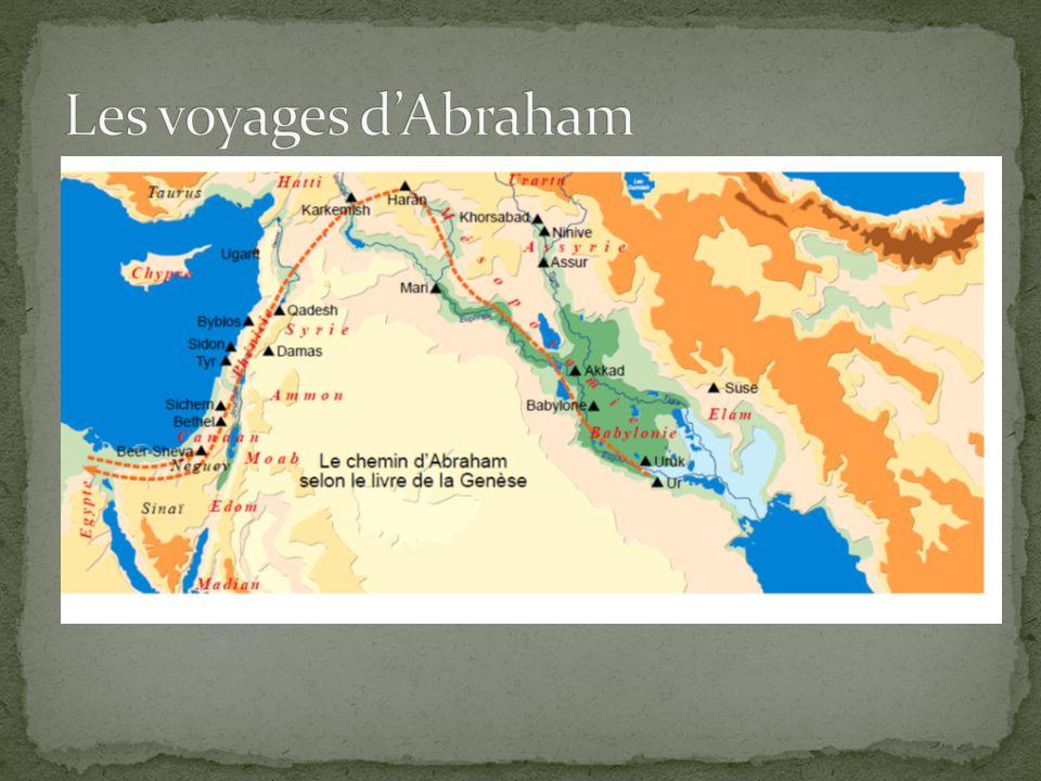 Les voyages d'Abraham