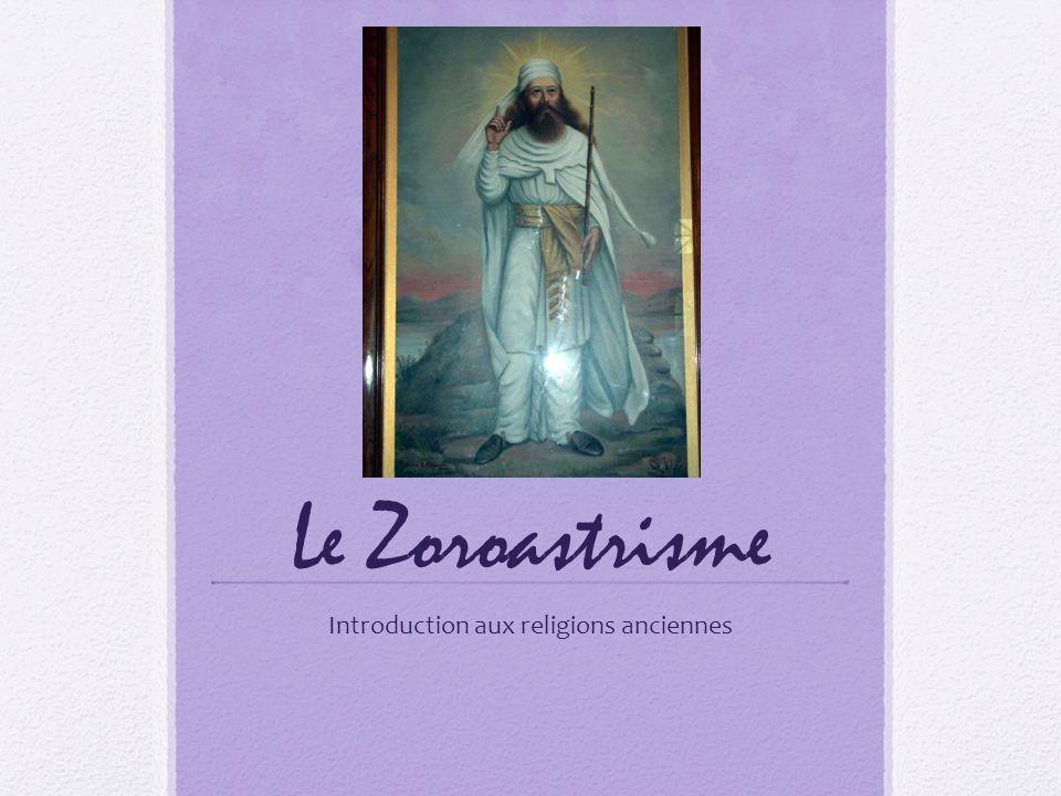 Introduction aux religions anciennes